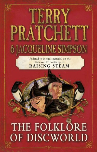 The Folklore of Discworld by Terry Pratchett (2009...