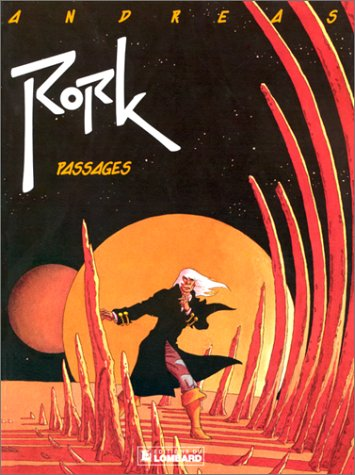 Rork - tome 2 - Passages