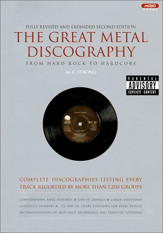 The Great Metal Discography: Complete Discographie...