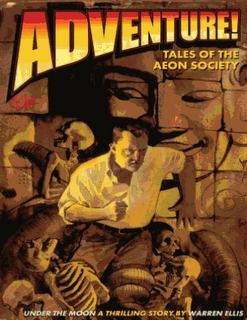 Adventure! Tales of the Aeon Society