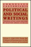 Political and Social Writings: 1946-55 - From the ...