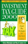 The Motley Fool's Investment Tax Guide 2000