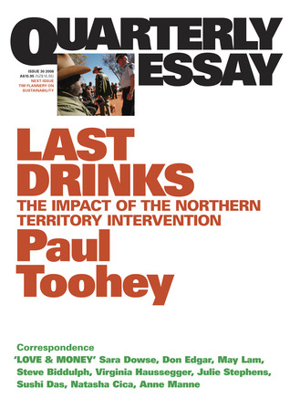 Last Drinks: The Impact of the Nothern Territory I...
