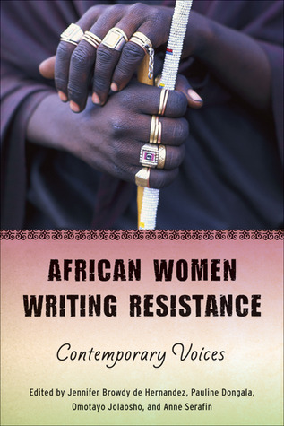 African Women Writing Resistance: An Anthology of ...