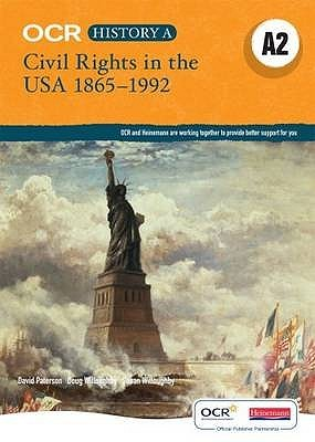 OCR a Level History A2: Civil Rights in the USA 18...