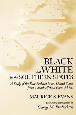 Black and White in the Southern States