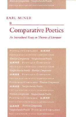 Comparative Poetics: An Intercultural Essay on The...