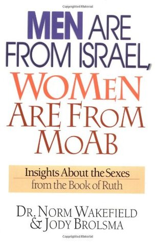Men Are from Israel, Women Are from Moab: Insights...