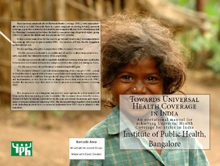 Towards Universal Health Coverage in India
