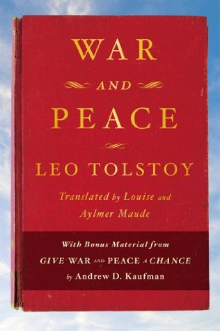 War and Peace: With bonus material from Give War a...