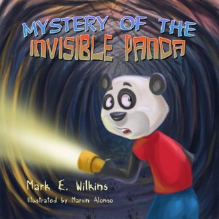 MYSTERY OF THE INVISIBLE PANDA: Lisa Searches For ...