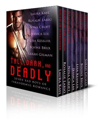 Tall, Dark, and Deadly: Seven Bad Boys of Paranorm...