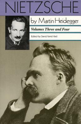Nietzsche, Volumes 3&4: The Will to Power as Knowl...