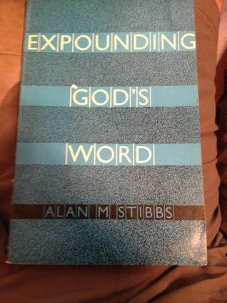 Expounding God's Word