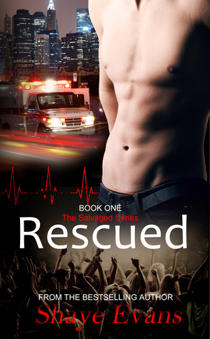 Rescued (The Salvaged Series Book 1)