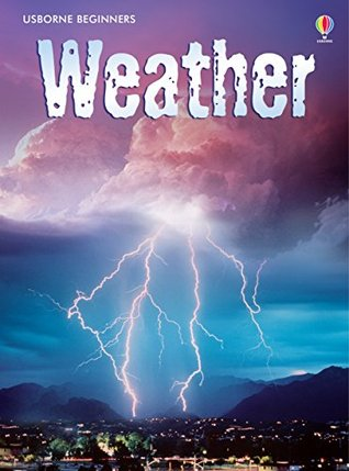 Weather: For tablet devices (Usborne Beginners)