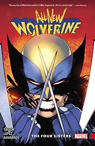 All-New Wolverine, Volume 1: The Four Sisters