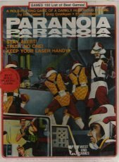 Paranoia: Role Playing Game Of A Darkly Humorous F...