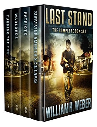 Last Stand: The Complete Four-Book Box Set (A Post...