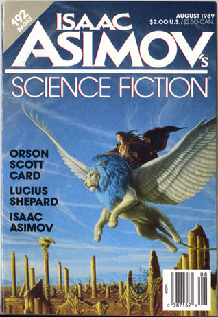 Isaac Asimov's Science Fiction Magazine, August 19...