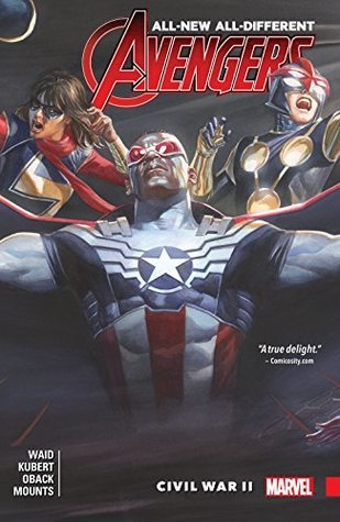 All-New, All-Different Avengers, Volume 3: Civil W...