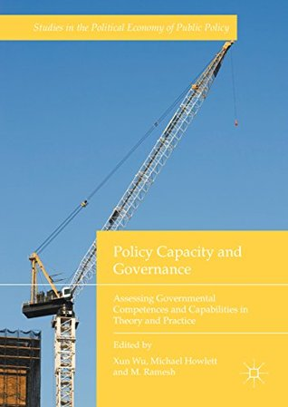 Policy Capacity and Governance: Assessing Governme...