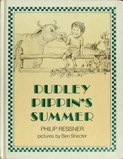 Dudley Pippin's Summer
