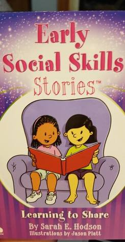 Early Social Stories: Learning To Share